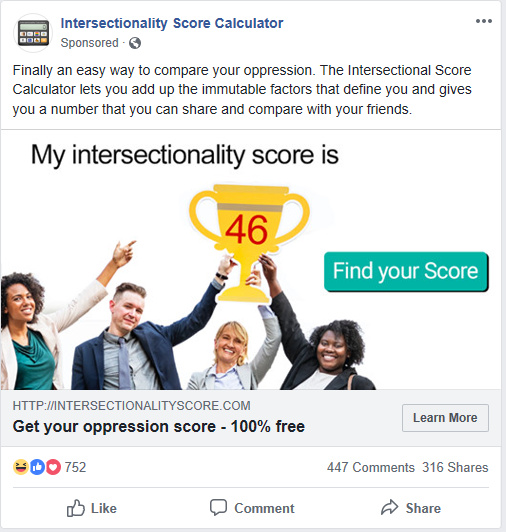 Thank you for this beautiful ad facebook - meme