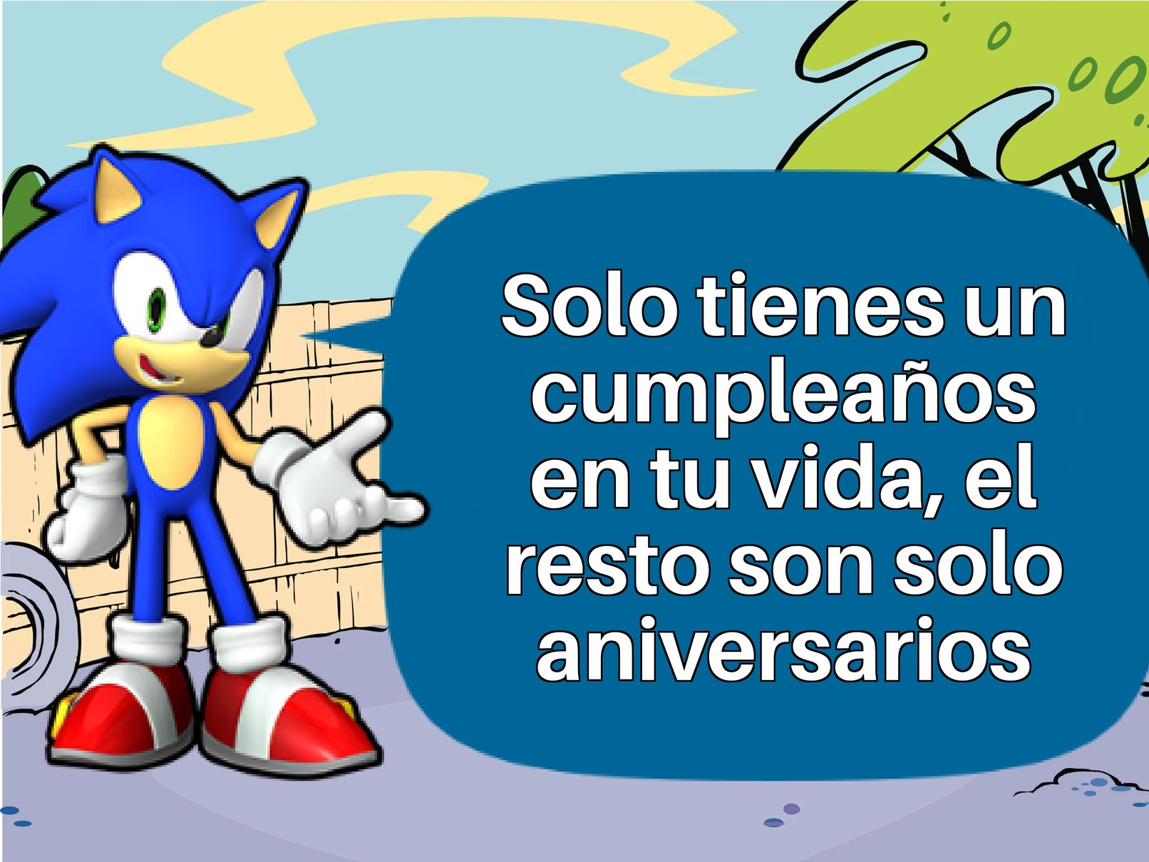 Sonic dice - meme