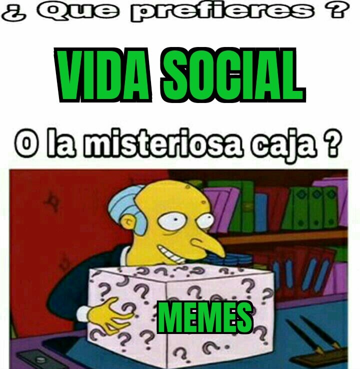 Jajajajajajajajajaj simpson - meme