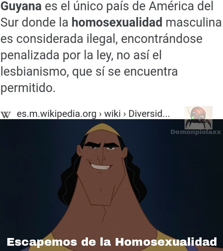 Me estoy volviendo gay :why: - meme