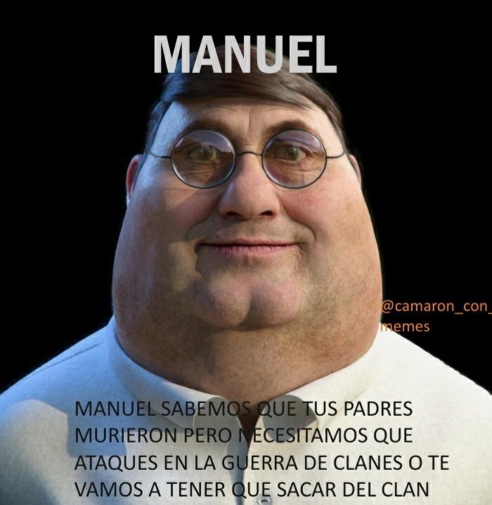 MANUEL @camaron_con_memes
