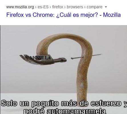 MOZILLA EL NOCILLA - meme