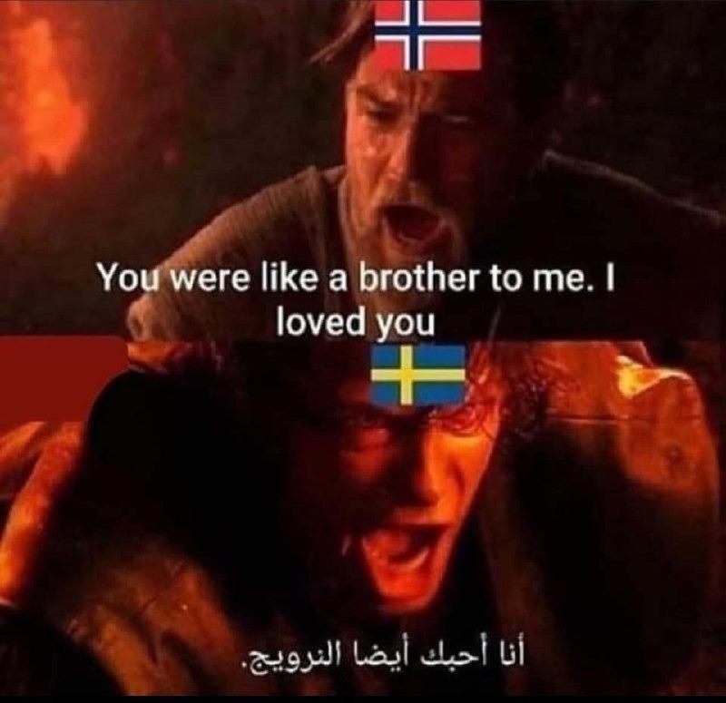 Mohammed Olaf, nome comum na Suécia - meme