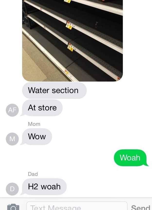 woah - meme