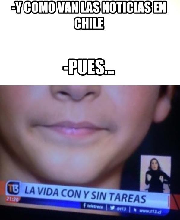 Chile..... - meme