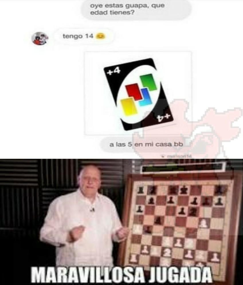 Problema resuelto - meme