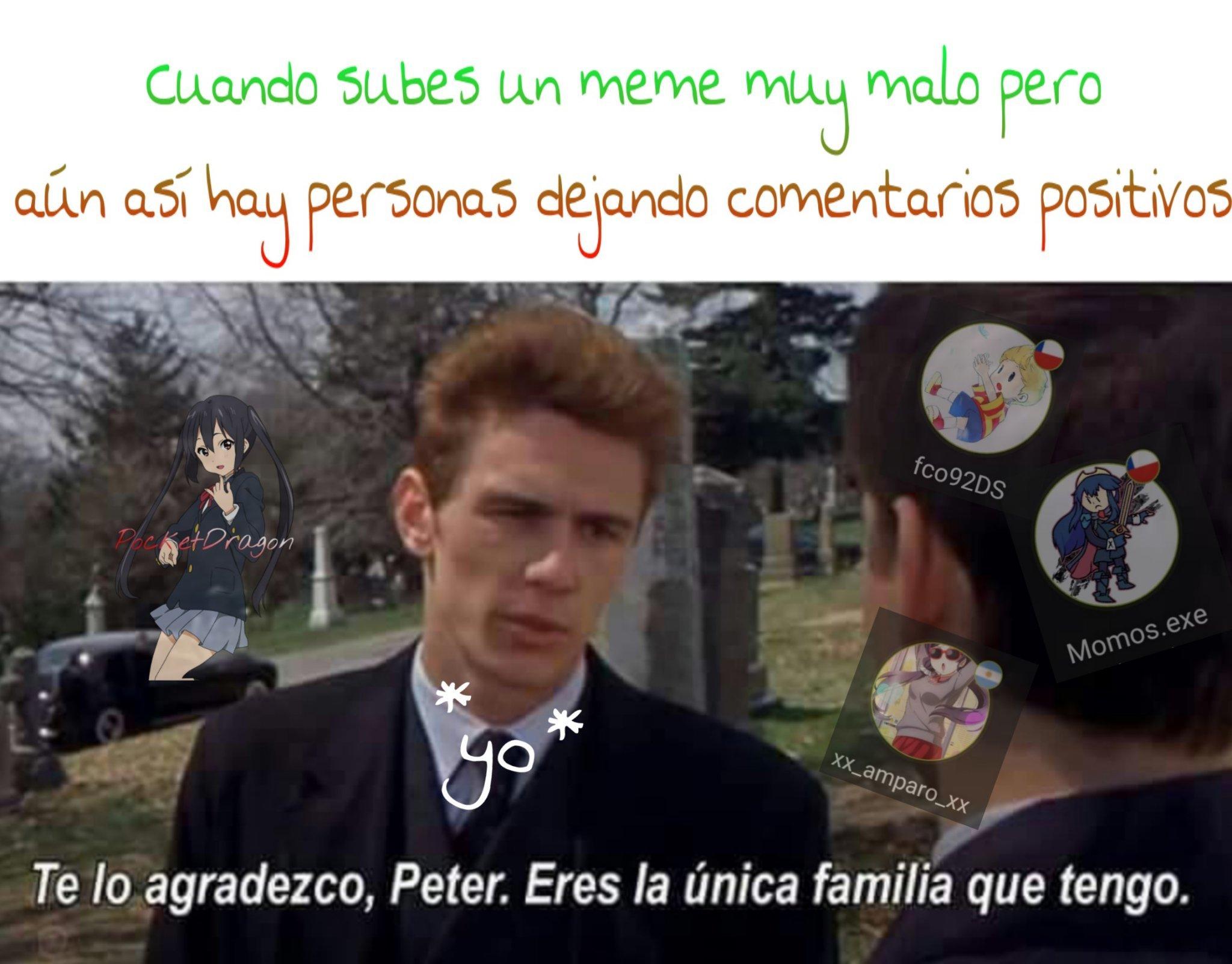 Gracias a... - meme