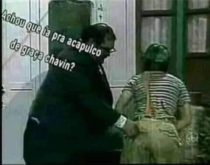 chavinho - meme