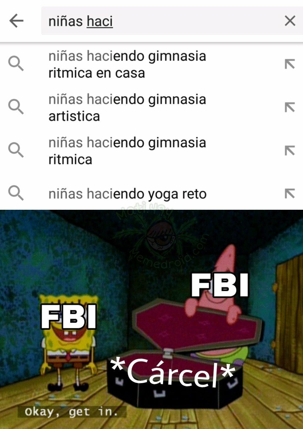Adentro pibe - meme