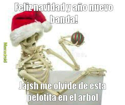 Feliz Navidad! - meme