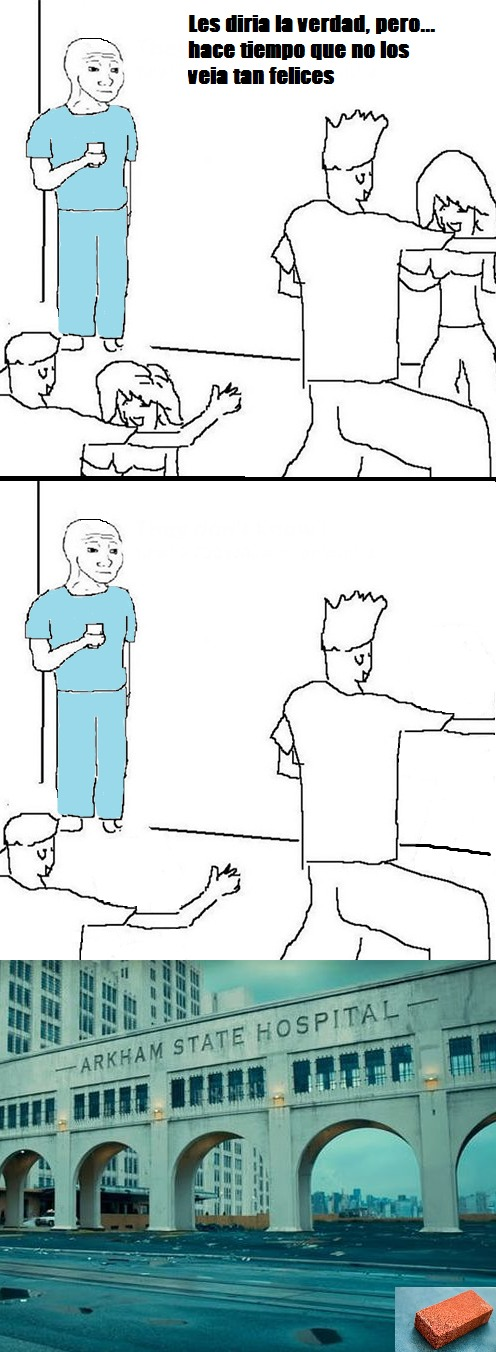 A bailar - meme