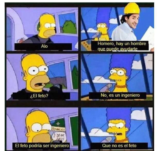 Yo quiero ser ingeniero - meme