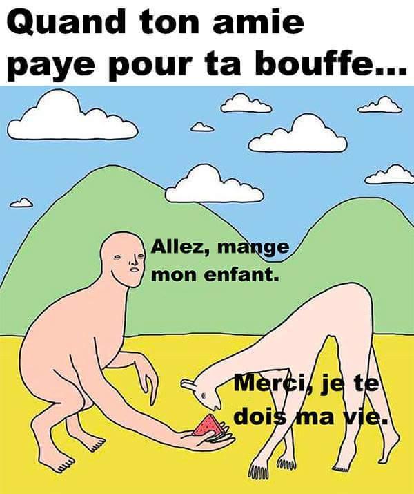 Bouffe - meme