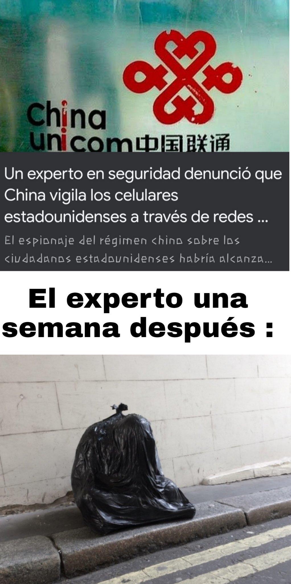 China socialista - meme
