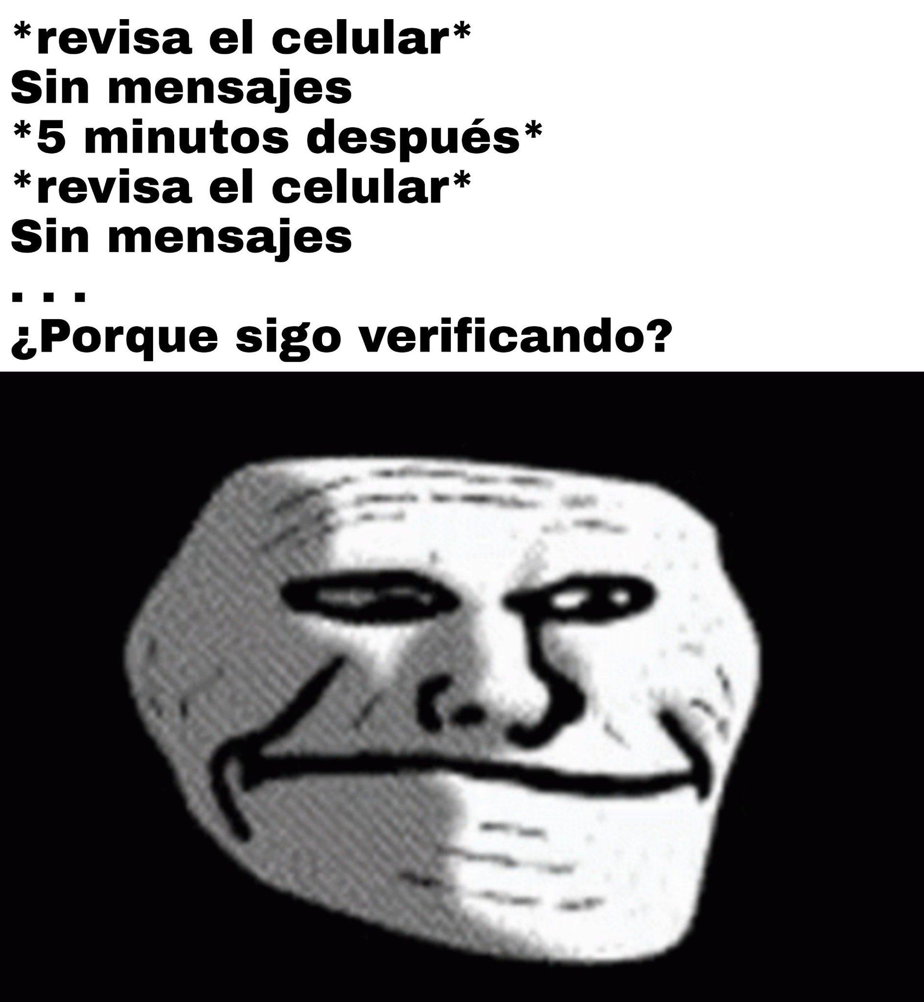 Carita triste - meme