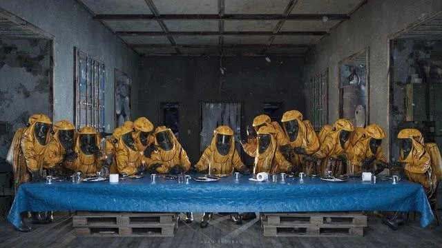 The Last Pandemic - meme