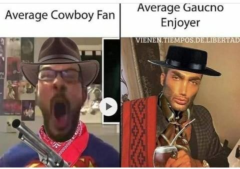 GauChad - meme