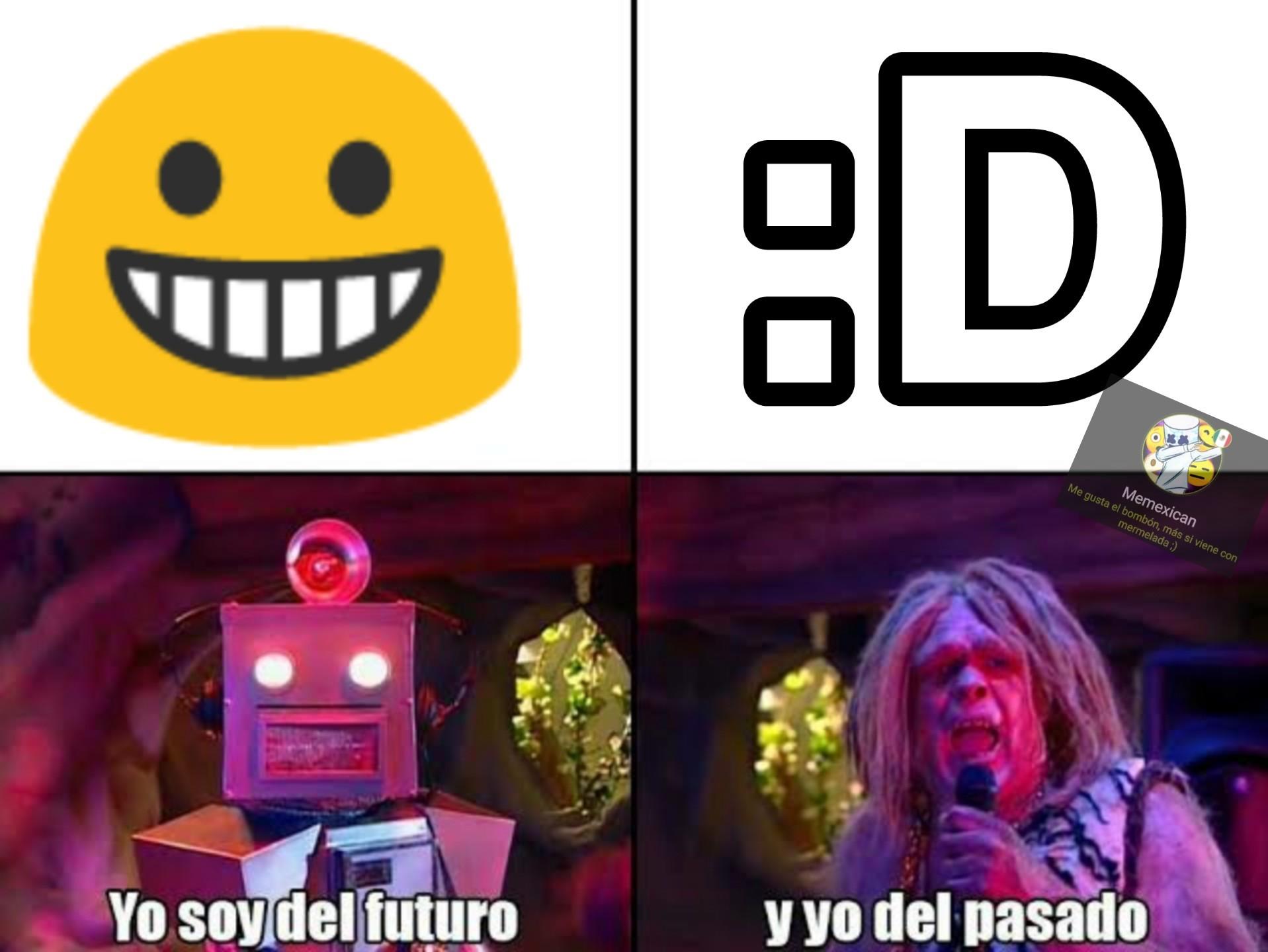 """Retrasados: """":v"""" - meme"""
