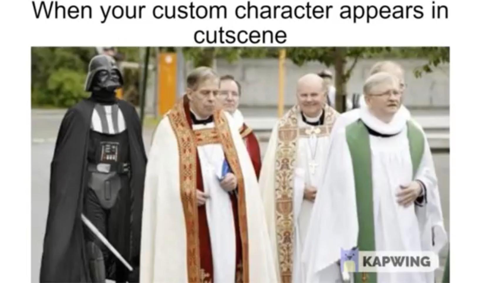 Cutscene - meme
