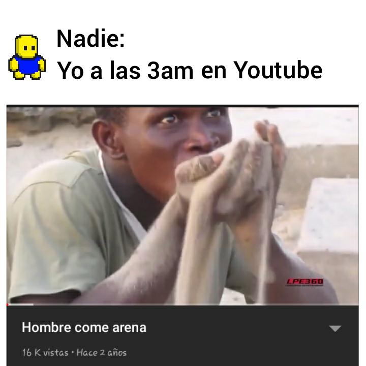 Que mierda Youtube? - meme