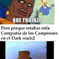 Dark souls xd