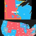 so All The Red Means Blue Wins?