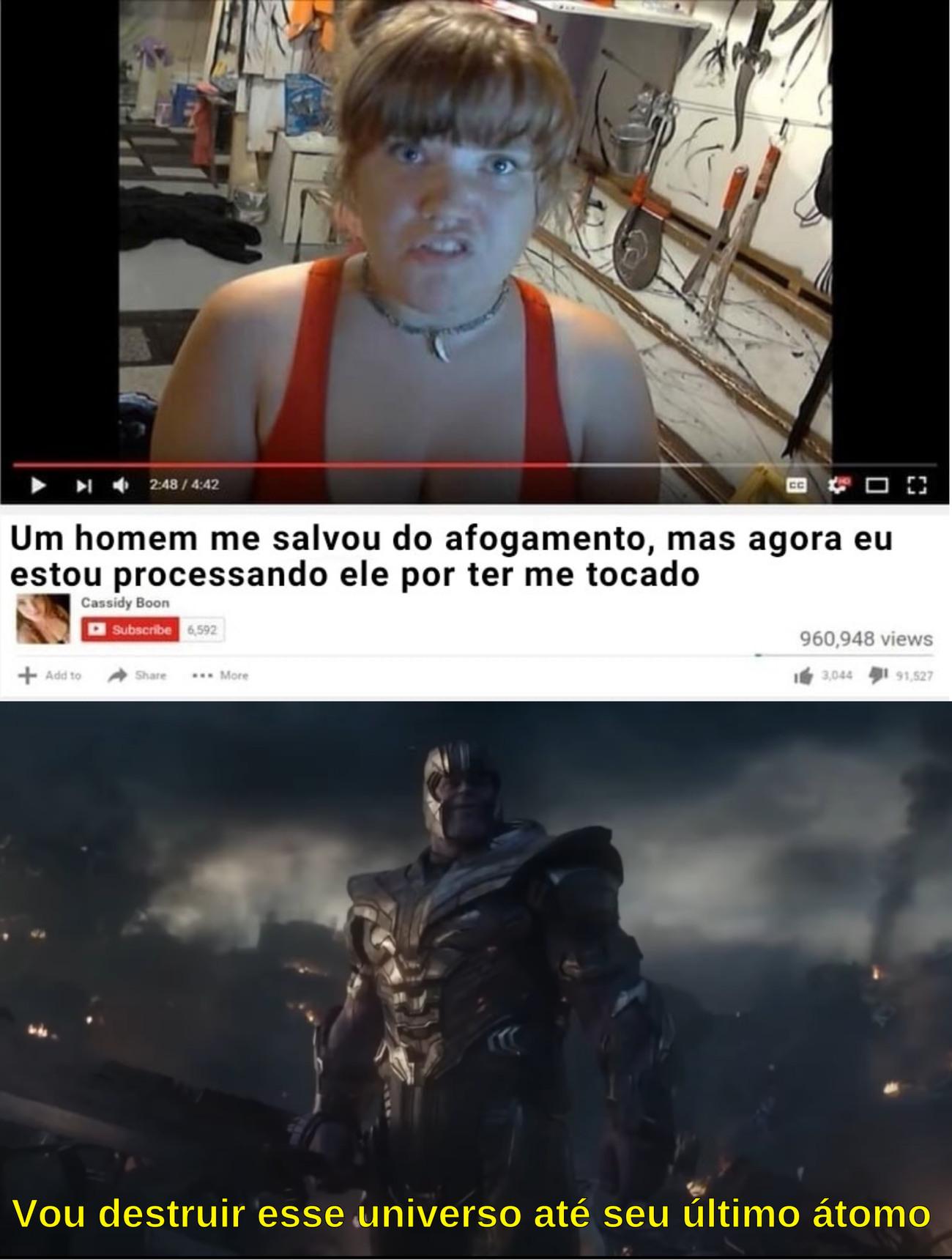 Baleia - meme