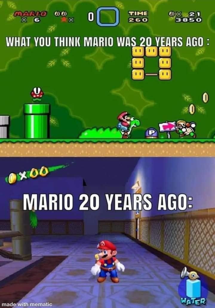 I'm old now, dammit - meme