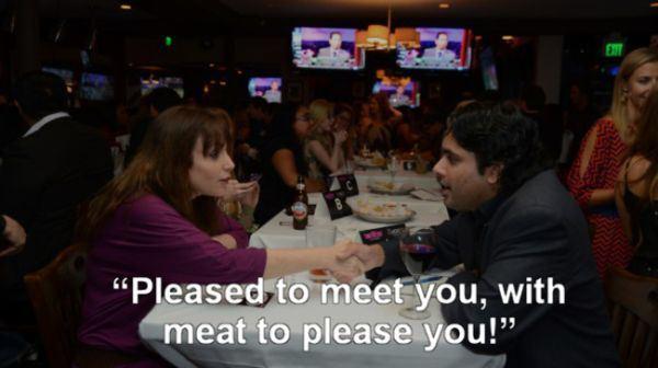 Bologna is my pleasure meat - meme