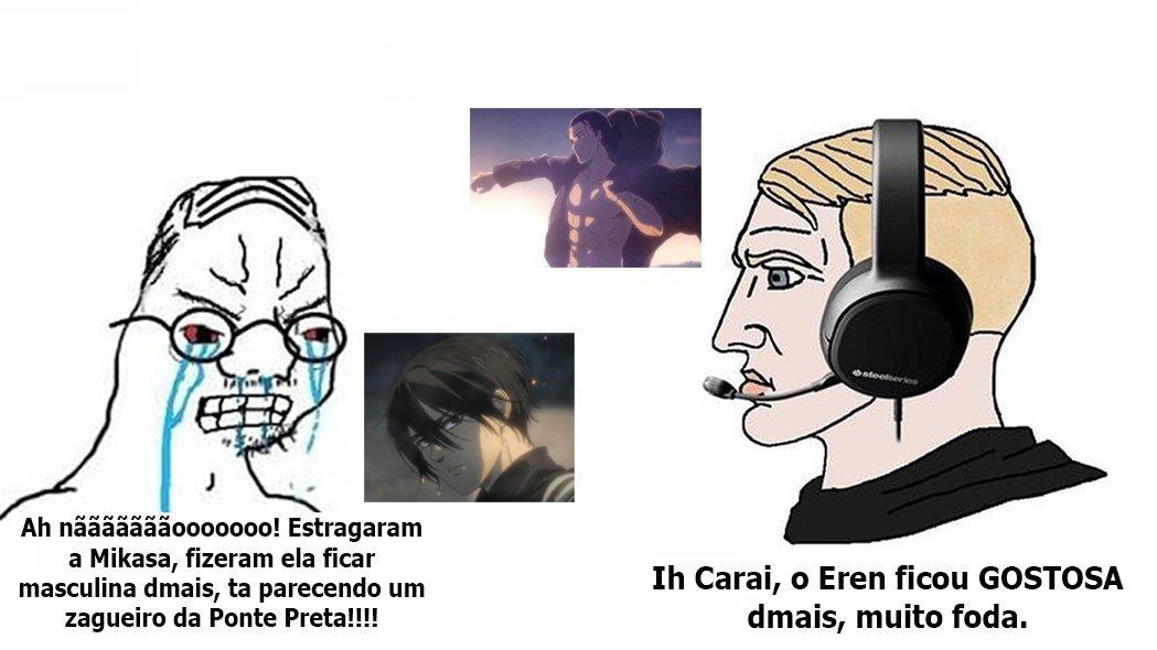 Gostosa - meme