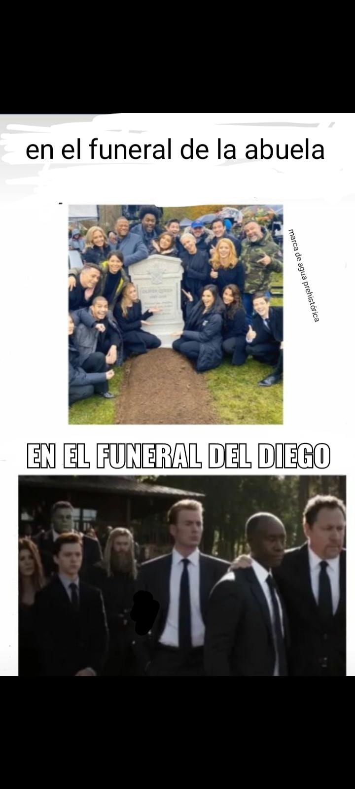 El Diego papa.... - meme
