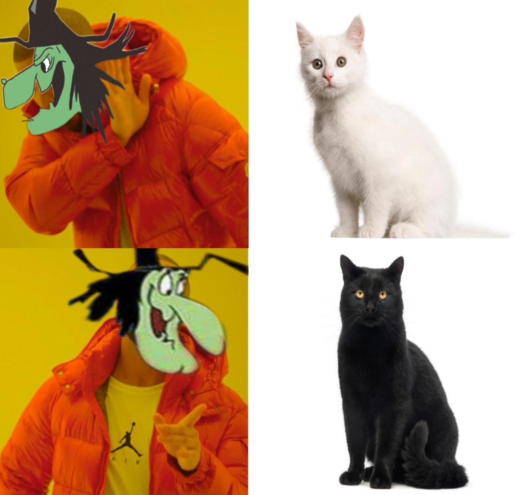 Brujas - meme