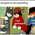 Programs are like Spiderman and must be ended.