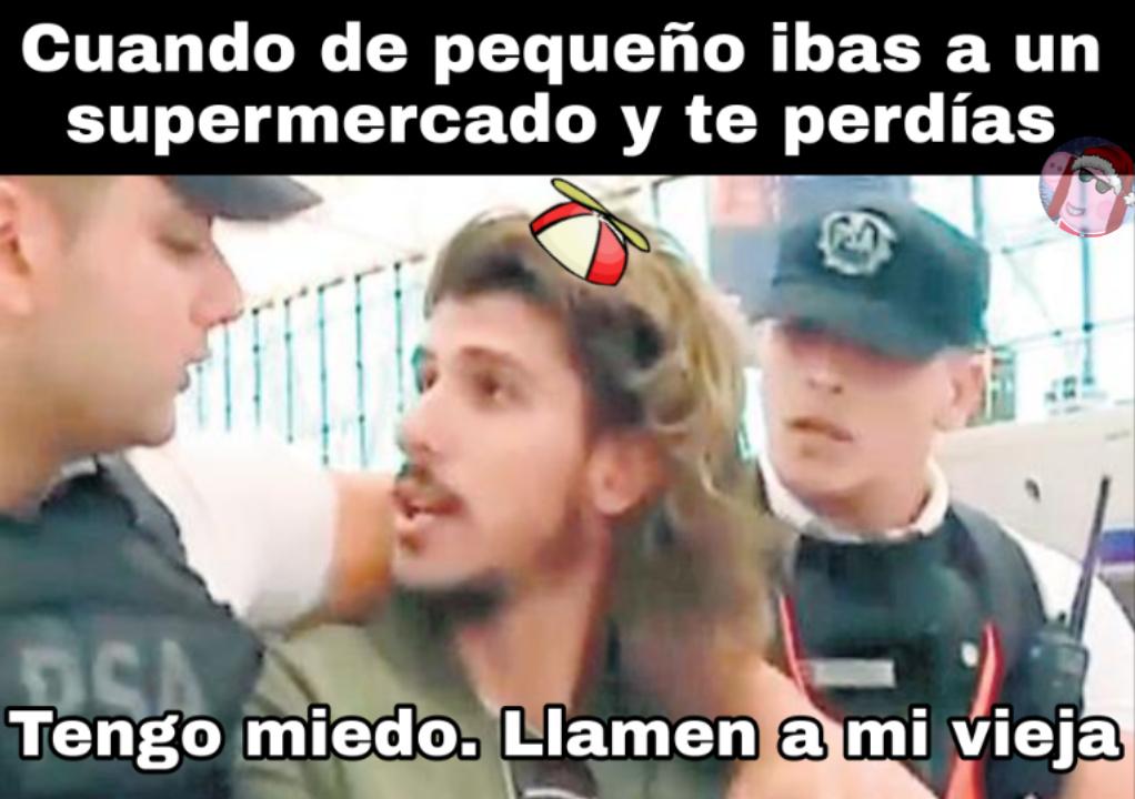 Referencia argenta - meme