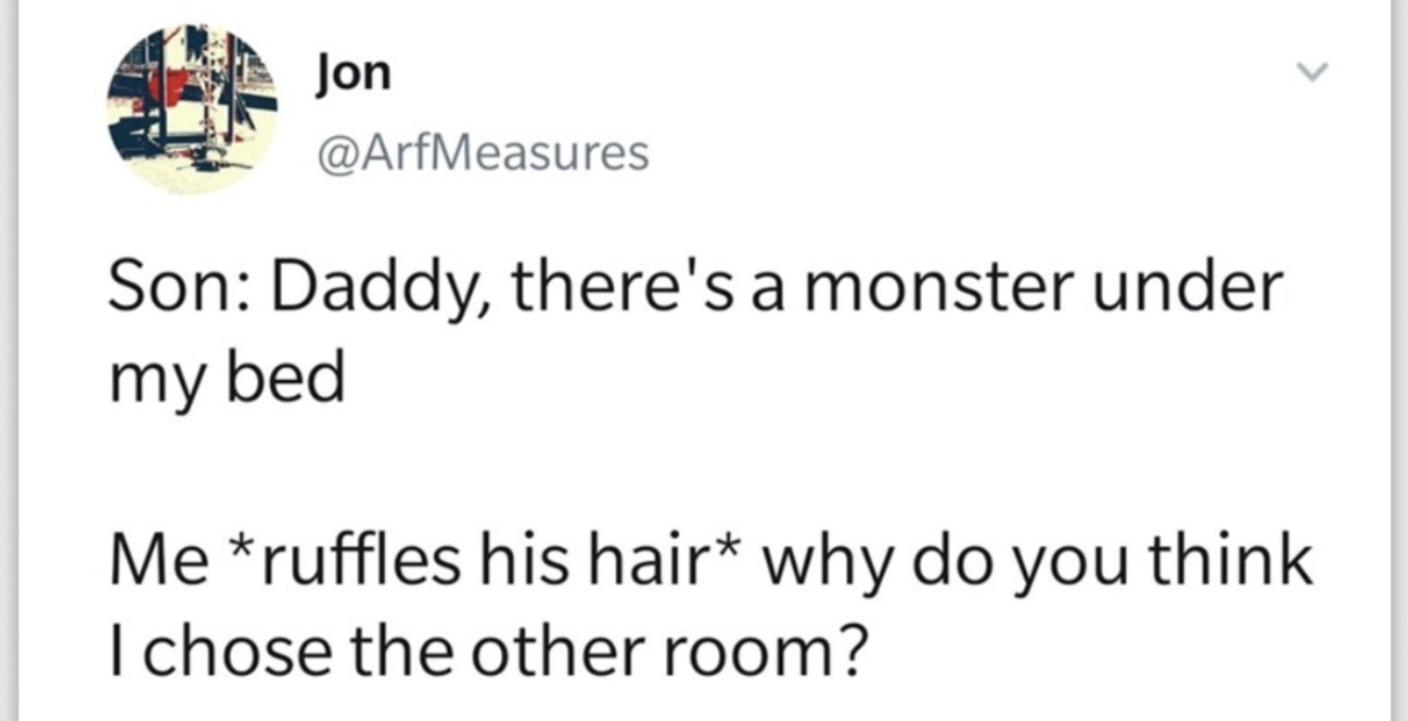It's his mom - meme
