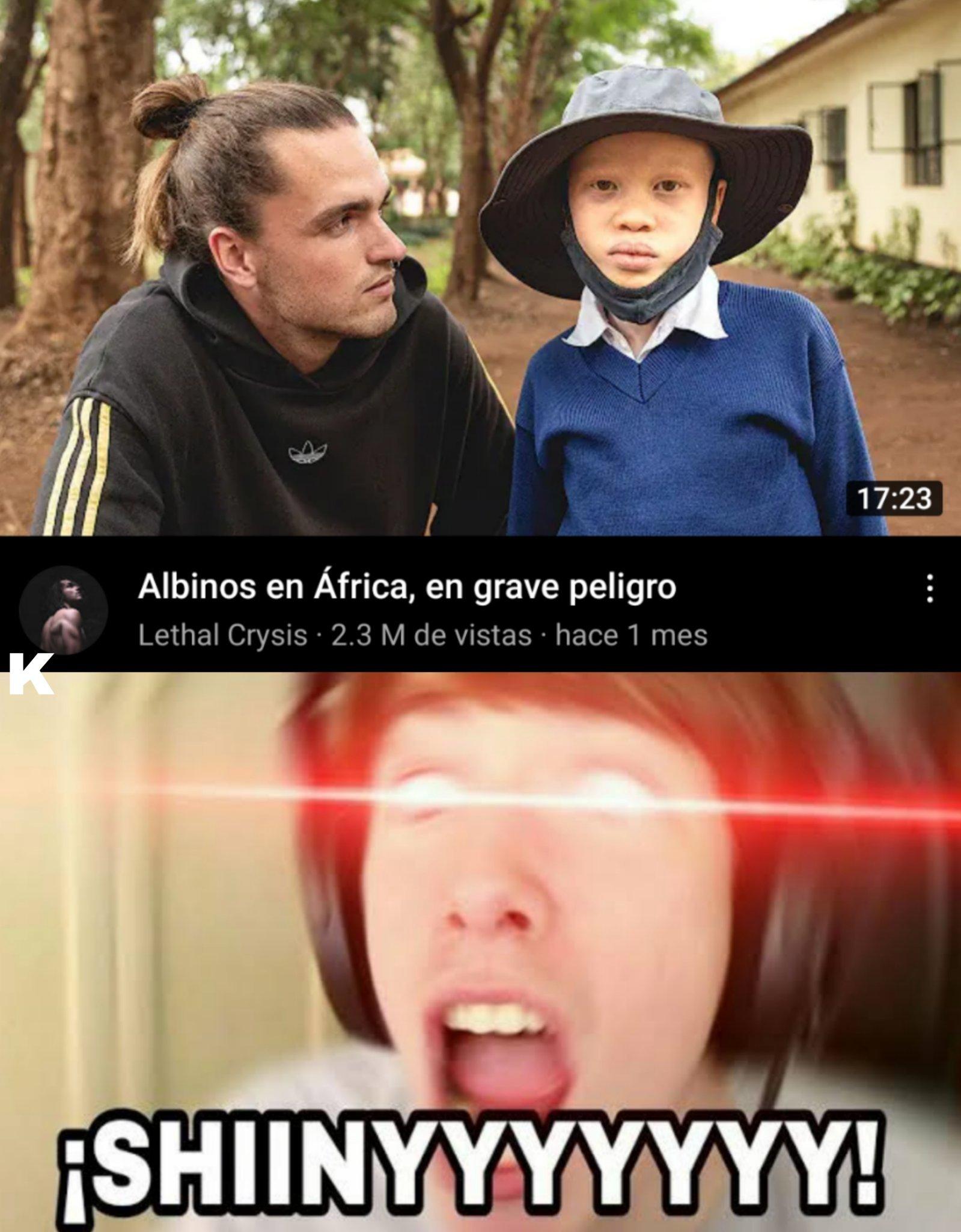 Africano Chaini :0 - meme