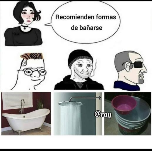 Re humilde - meme