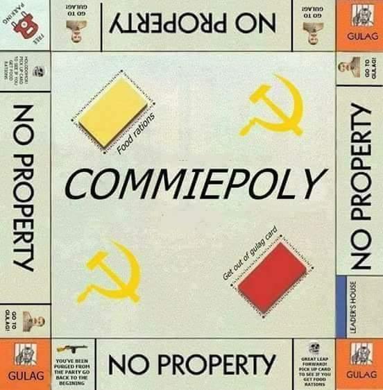 Gulag for you! - meme