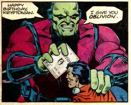 Superman Annual vol. 1 #11 - meme
