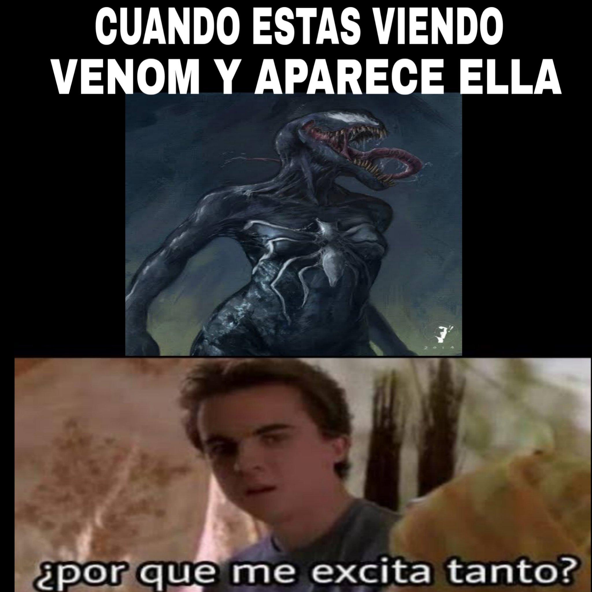 Venoma - meme