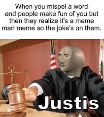 Justis - meme