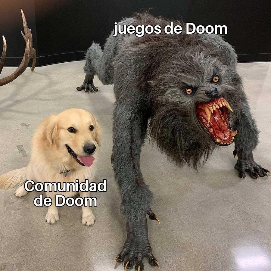 Doom forever - meme