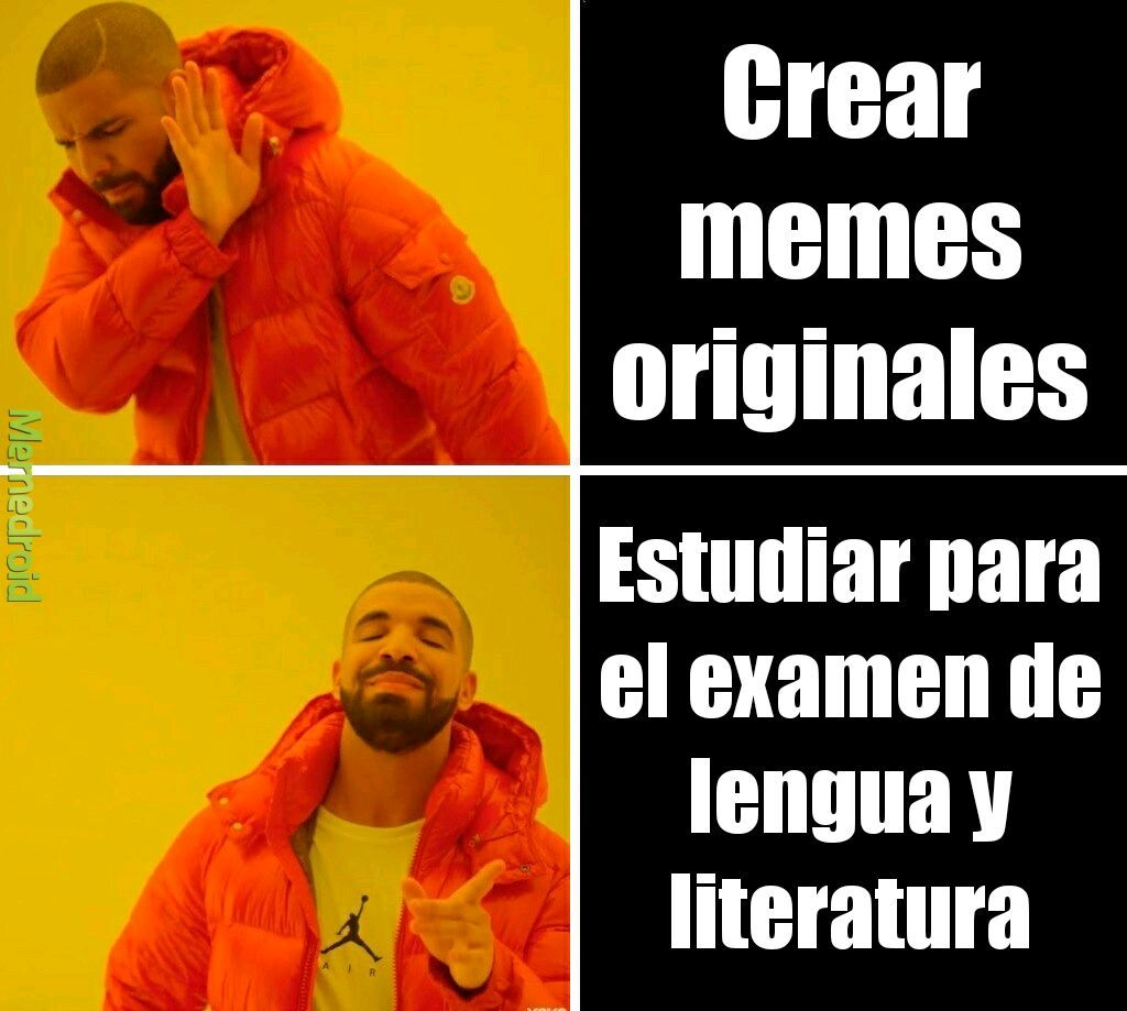 Suerte - meme