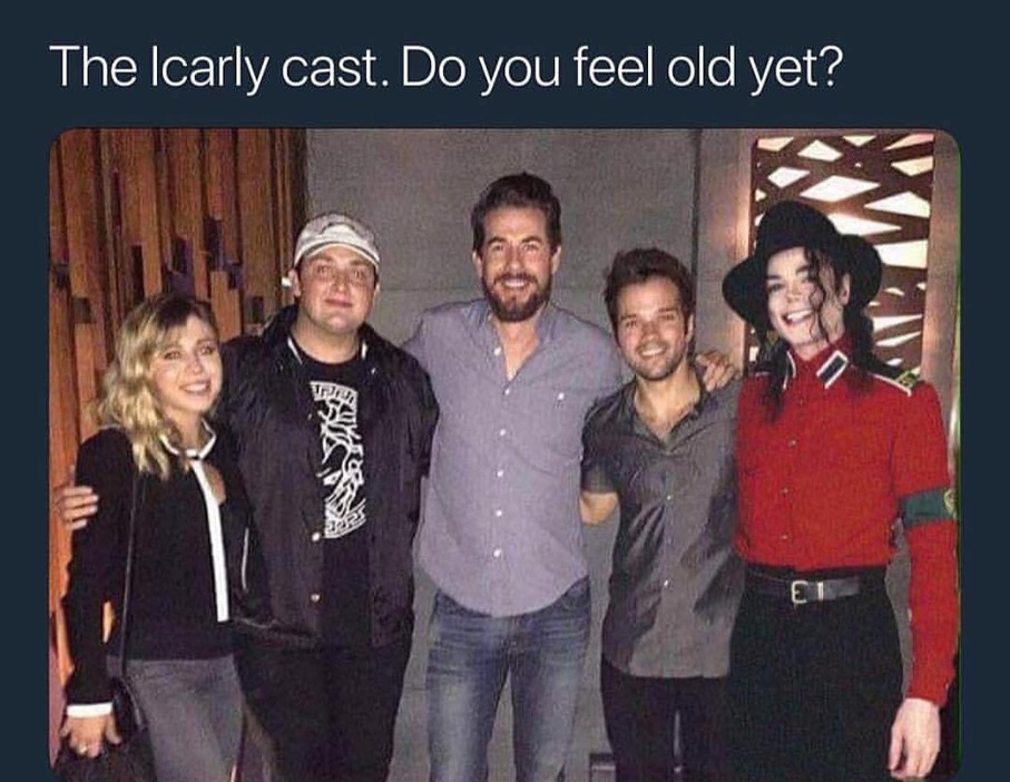 Who the hell is second from left - meme