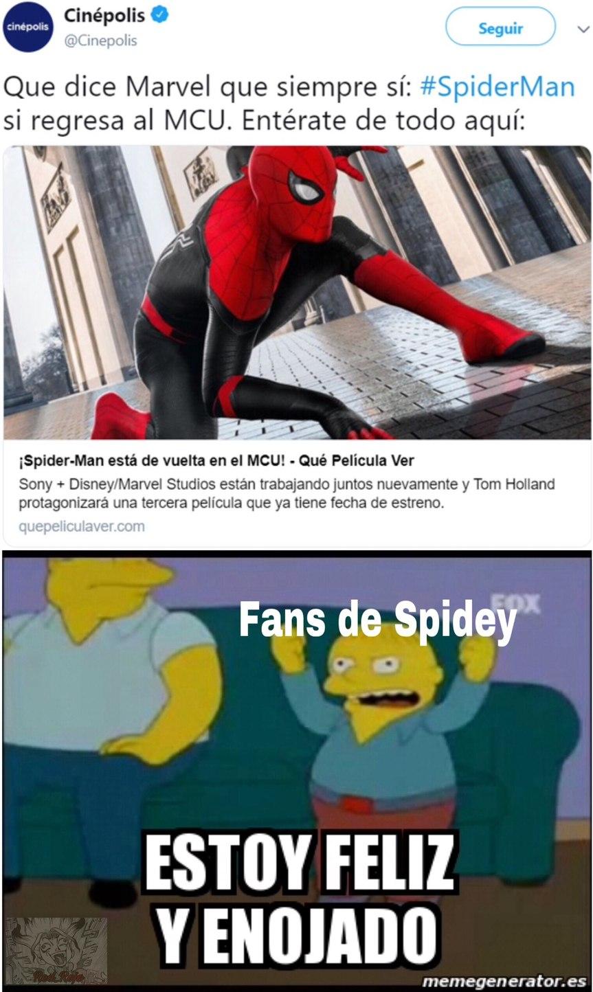 Sony y Disney: Uy mucho dinero . - meme