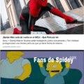 Sony y Disney: Uy mucho dinero .