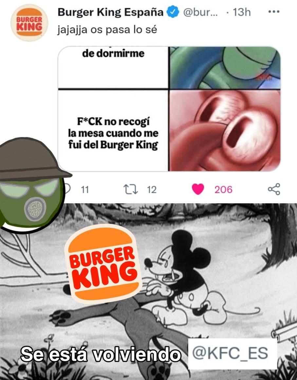 Se vuelve shitposter - meme
