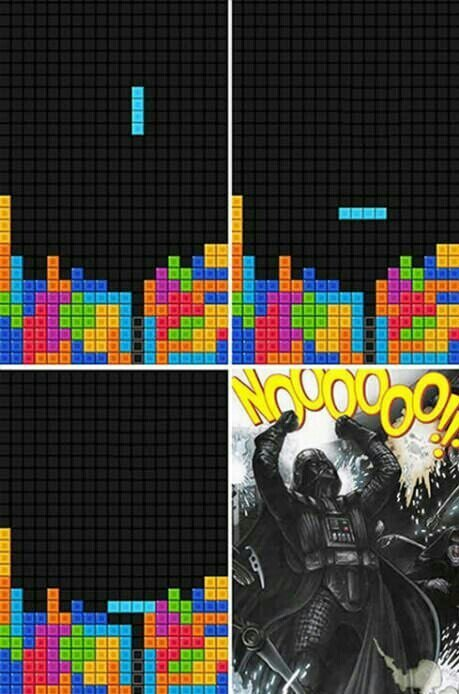 Tetris! - meme