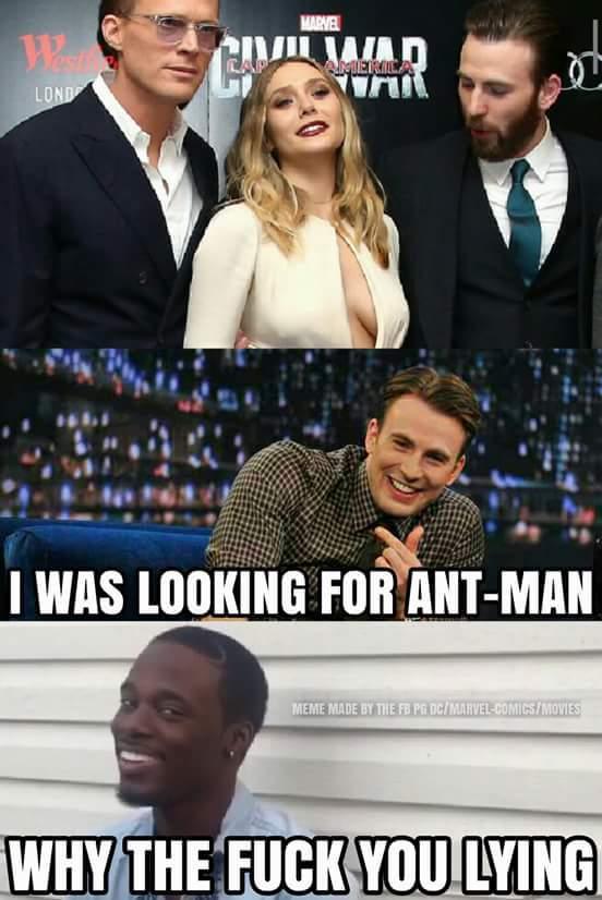 Find Ant-man - meme