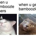 Plz don't bamboozle me